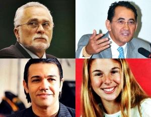 MontaGenuíno, João, Feli, Suzane.